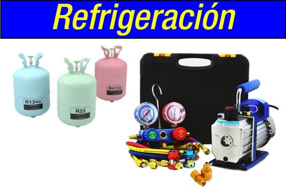 Refrigeracion gases y valvulas